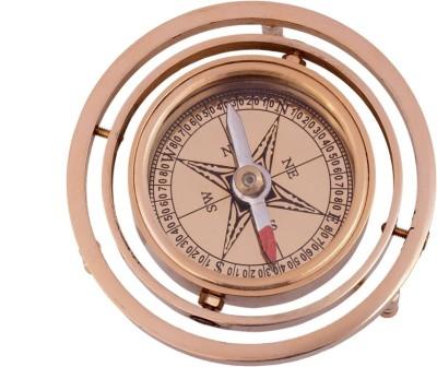 Indigocart HCF1027 Compass(Gold)