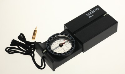 Suunto MB-6 Compass(Black)