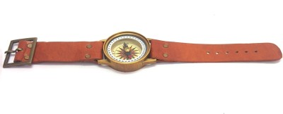 Artshai Leather Band Compass