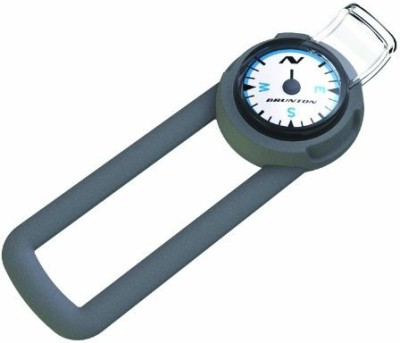 Brunton Along Watch Compass Compass(Grey, Black)