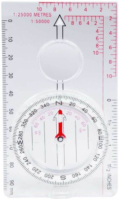 Dr.Schmidt Multifunctional Map Compass Compass
