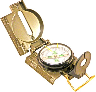 SJ 3 in 1 Lensatic Compass