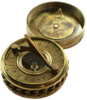 Prachin Sundial Coronation Compass(Multicolor)