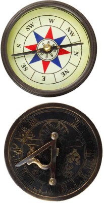 Chesta Enterprises CH138 Compass(Brown)