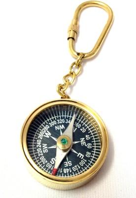 Artshai Magnetic Keychain Compass
