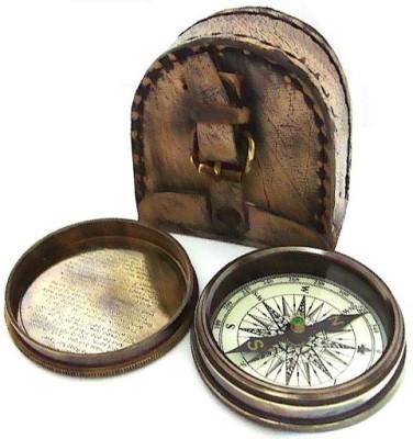 Home Sparkle Vintage Compass(Gold)