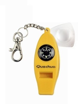 Quechua WM100 Whistle Temperature Magnify Compass