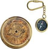 Shree Sai Handicraft Pure Brass Compass ...