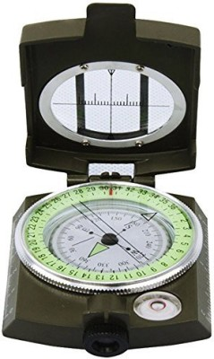 Neon Military Army Geology Compass Navigator Compass(White, Black)