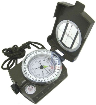 JM Stand With Metal Lens Compass