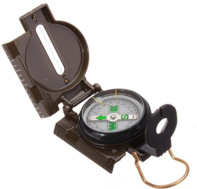 Pia International MILITARY GREEN 3IN1 Compass(Multicolor)
