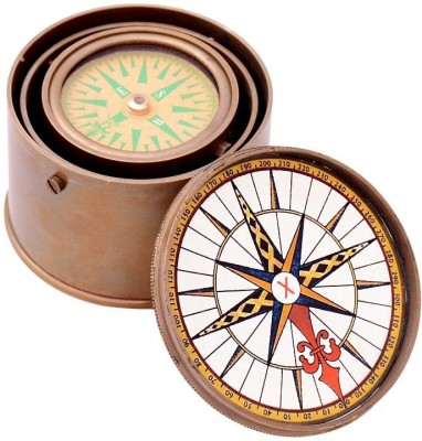 Indigocart HCF1031 Compass(Brown)
