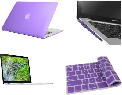 Pindia Purple Matte Finish Apple Macbook Air 13 13.3