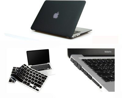 Pindia Apple Retina Macbook Pro 13 13.3 inch Md213hn/A Md213ll/A Hard Case Shell Cover Anti Dust Ports Keyboard Combo Set