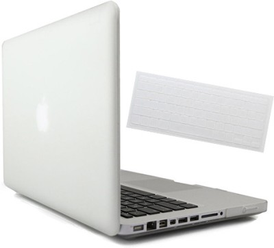 Saco MacBook 11.6 Air Matte Clear Case With Keyboard Skin Combo Set