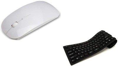Callmate USB Keyboard and Wireless Mouse Combo Set