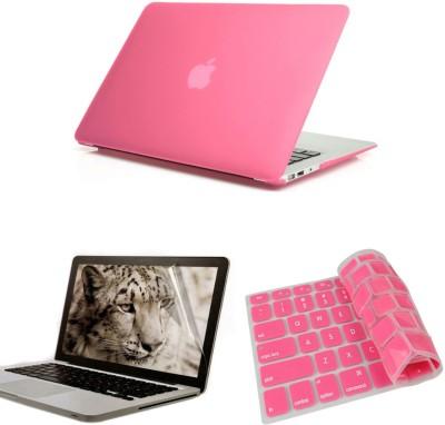 Pindia Apple Retina Macbook Pro 13 13.3 inch Md212hn/A Md212ll/A Hard Case Shell Cover Keyboard Screen Guard Combo Set