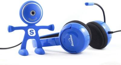 Binatone Headset and 720p Webcam-Skype Starter Kit Combo Set