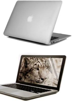 Pindia Apple Retina Macbook Pro 13 13.3 inch Md213hn/A Md213ll/A Hard Case Shell Cover Screen Guard Combo Set