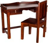 Induscraft Solid Wood Computer Desk (Str...