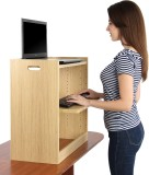 Fitizen Engineered Wood Computer Desk (S...