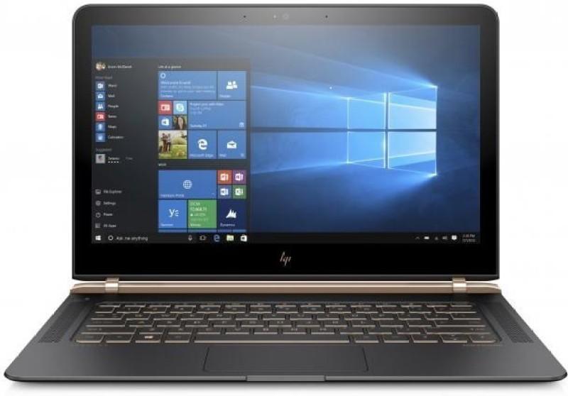 HP Spectre Core i7 6th Gen - (8 GB/512 GB SSD/Windows 10 Home) W6T26PA#ACJ 13-v010TU Notebook(13.3 inch, Black, 1.11 kg)