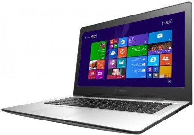 Lenovo U41-70 Core i3 5th Gen - (4 GB/1 TB HDD/8 GB SSD/Windows 8 Pro) 80JV00HKIN Ideapad Notebook(14 inch, Silver, 1.68 kg)