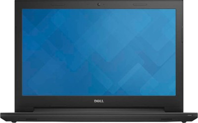 Dell Inspiron 3542 Notebook (4th Gen Ci3/ 4GB/ 500GB/ Ubuntu) (354234500iBU1)(15.6 inch, Black, 2.4 kg)