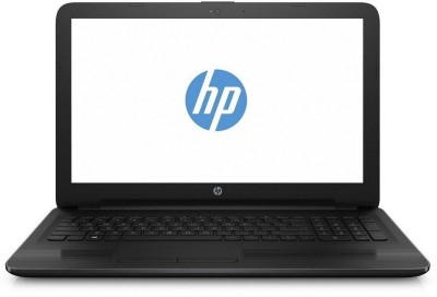 HP Pentium Quad Core - (4 GB/1 TB HDD/DOS) W6T70PA 15-BE002TU Notebook(15.6 inch, Jack Black, 2.19 kg)