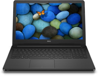 Dell Inspiron 15 3000 Core i5 5th Gen - (4 GB/1 TB HDD/Linux/2 GB Graphics) Z565109UIN9 3558 Notebook(15.6 inch, Black)