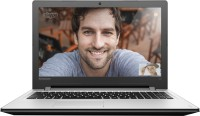 Lenovo IdeaPad 300 Core i5 6th Gen - (4 GB/1 TB HDD/Windows 10 Home/2 GB Graphics) 80Q700UGIN 300-15ISK Notebook(15.6 inch, SIlver, 2.58 kg)