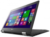 Lenovo Yoga Pentium Quad Core 6th Gen - (4 GB 500 GB HDD Windows 10 Home) 80M1003XIN LenovoYoga Notebook(11 inch Black)