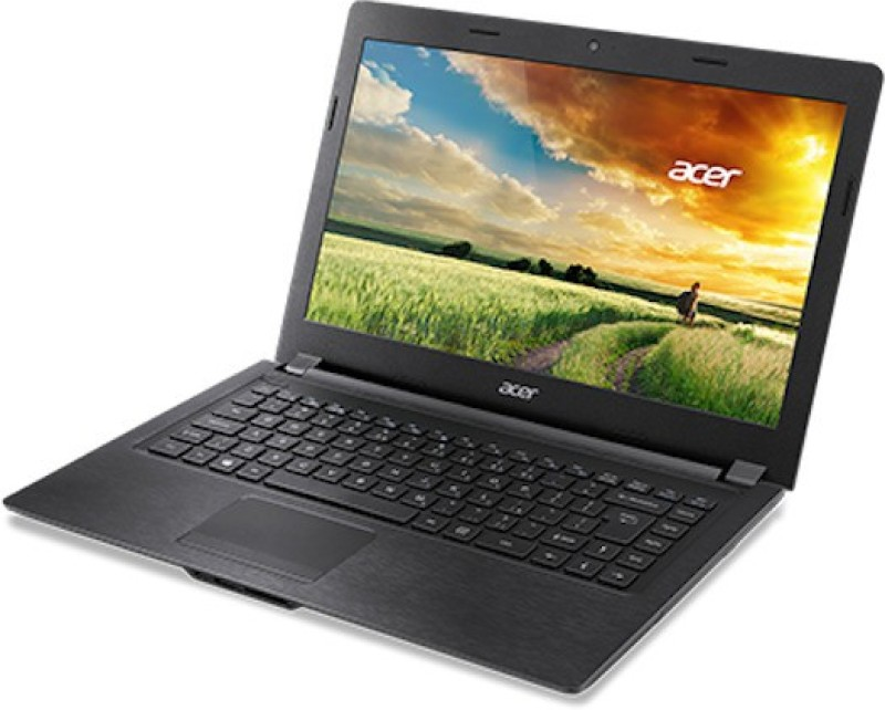Acer One Pentium Dual Core 4th Gen - (2 GB/500 GB HDD/Linux) UN.G80SI.017 P9L1 Notebook(14 inch, Black, 1.77 kg)