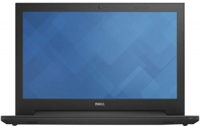 Dell Inspiron 15 3542 Core i5 (4th Gen) - (4 GB/1 TB HDD/Windows 10/2 GB Graphics) Notebook Y561515HIN9 (15.6 inch, Black, 2.4 kg)