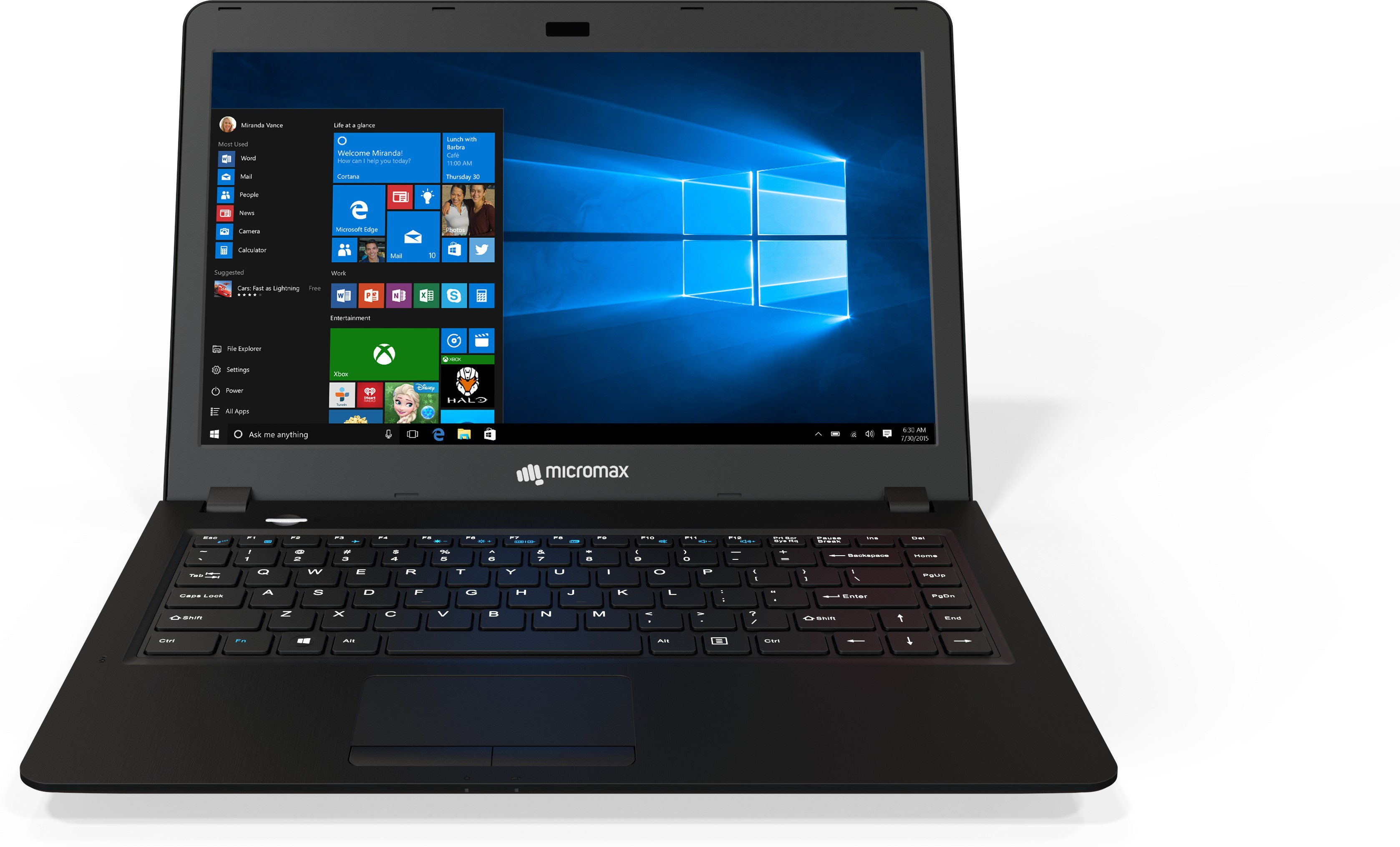 Deals - Raipur - From ₹16990 <br> Micromax Budget Laptops<br> Category - computers<br> Business - Flipkart.com