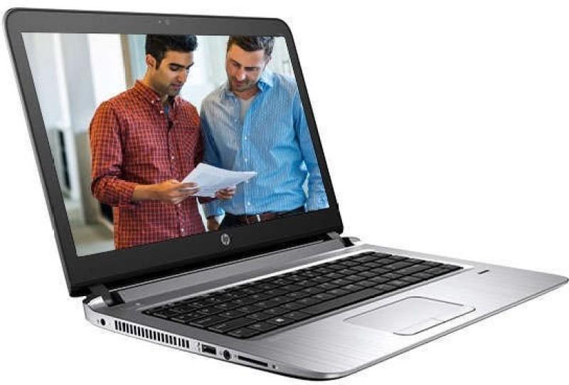 HP Probook Intel Core i3 - (4 GB/500 GB HDD/Windows 10) V3E79PA ProBook 440 G3 Notebook