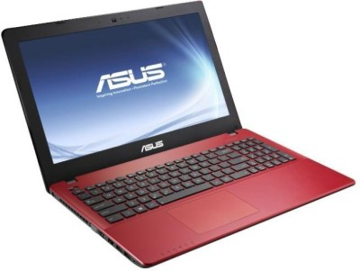 Asus Core i3 5th Gen - (4 GB/1 TB HDD/DOS) 90NB0B04-M13680 X540LA-XX439D Notebook(15.6 inch, Red, 2 kg)