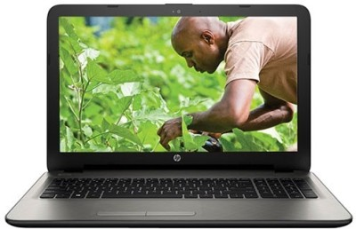 HP AC 15-AC122TU core i3 (5th Gen) - (4 GB/1 TB HDD/Free DOS) Notebook N8M18PA (15.6 inch, Grey, 2.2 kg)