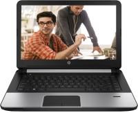 HP 248 G1 Notebook (4th Gen Ci3  4GB  500GB  Free DOS) (G3J88PA)(13.86 inch Metallic Grey 2 kg)