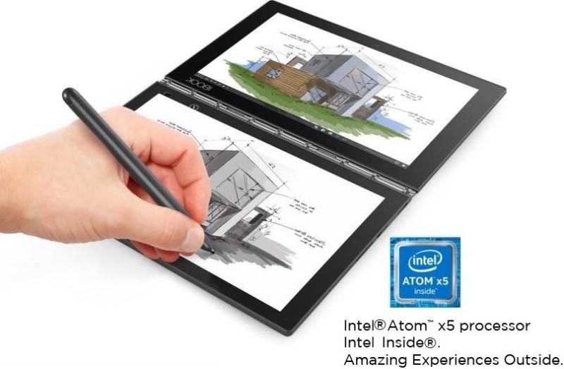 Lenovo  2 in 1 Laptop  Intel Atom Quad Core 4 GB RAM Windows 10 Home