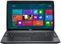 Fujitsu Lifebook Core i3 5th Gen - (8 GB 1 TB HDD DOS) A5550M0002ME A555 Notebook(15.6 inch Black 2.4 kg)