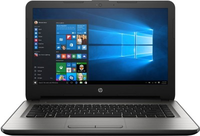 HP Core i3 5th Gen - (4 GB/1 TB HDD/Windows 10 Home) X5Q18PA#ACJ 15-BE006TU Notebook(15.6 inch, SIlver, 2.19 kg)