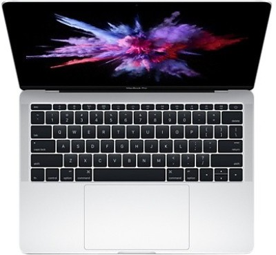 Apple Macbook Pro Core i5 - (8 GB/256 GB SSD/Mac OS Sierra) MLUQ2HN/A(13 inch, SIlver, 1.37 kg) at flipkart