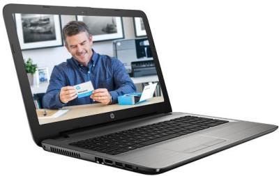 HP 15- AY079TX Intel Core i3 (5th Gen) - (8 GB/1 TB HDD/Windows 10/2 GB Graphics) Notebook X5Q24PA (15.6 inch, Turbo SIlver, )