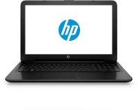 HP Core i3 5th Gen - (4 GB/500 GB HDD/DOS) P6L83PA#ACJ 15-ac170tu Notebook(15.6 inch, Black, 2.19 kg)