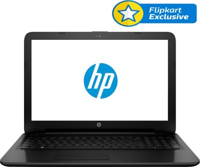 HP 15-ac170tu Core i3 (5th Gen) - (4 GB/500 GB HDD/Free DOS) Notebook P6L83PA#ACJ (15.6 inch, Black, 2.19 kg)