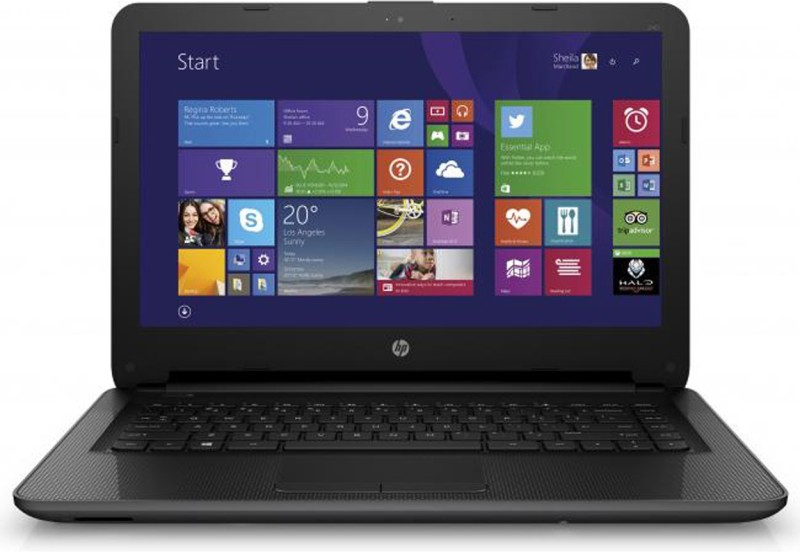 HP HP 240 G4 Notebook Pentium Dual Core - (4 GB/500 GB HDD/Free DOS) T0Z96PA 240-G4 Notebook Laptop HP 240