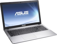 Asus X Notebook (4th Gen Ci3  2GB  500GB  Free DOS) (X550LAV-XX771D)(15.6 inch Grey 2.5 kg)
