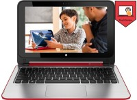 HP Pavilion x360 Core M 5th Gen - (4 GB 500 GB HDD Windows 8.1) L1J69PA 11-n109tu x360 2 in 1 Laptop(11.6 inch Brilliant Red 1.4 kg)