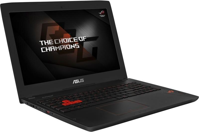 Asus ROG Core i7 (6th Gen) - (16 GB/1 TB HDD/256 GB SSD/Windows 10/6 GB Graphics) 90NB0AP1-M01610 GL502VT-FY026T Notebook GL502VT-FY026T
